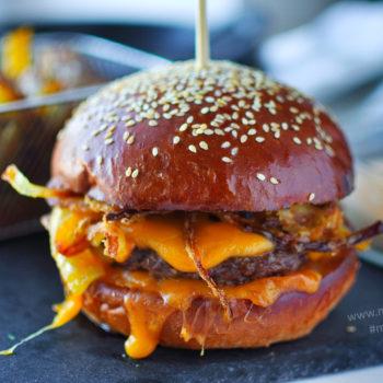 cheeseburger, recept, cheat day